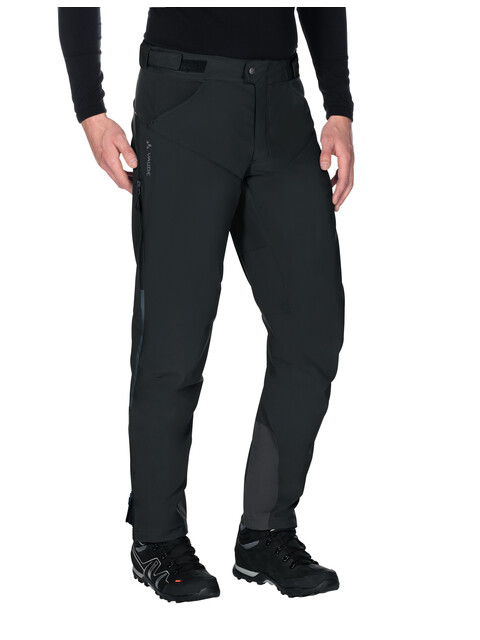 VAUDE Qimsa II Softshell Pants Men black